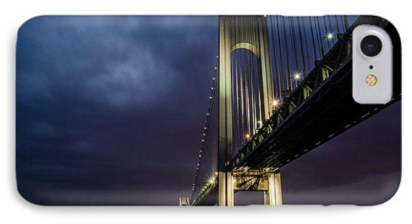 Verrazano-narrows Bridge IPhone Case