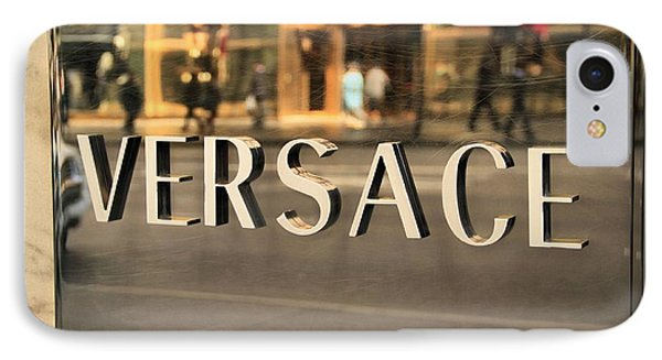 Versace IPhone Case by Dan Sproul