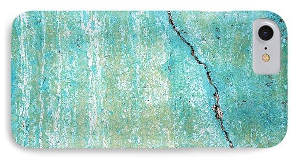 Vertical Fissure IPhone Case by Kjirsten Collier