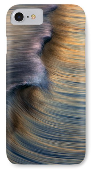 Vertical Wave  Mg0420 IPhone Case by David Orias
