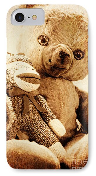 Very Old Friends IPhone Case by Valerie Reeves