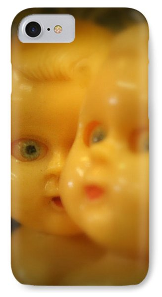 Very Scary Doll IPhone Case by Lynn Sprowl