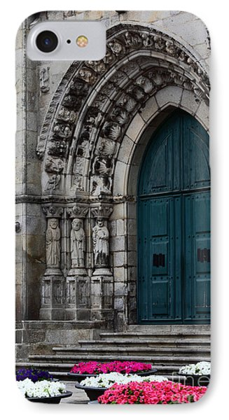 Viana Do Castelo Cathedral Phone Case by James Brunker