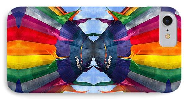 Vibrance IPhone Case by Betsy Knapp