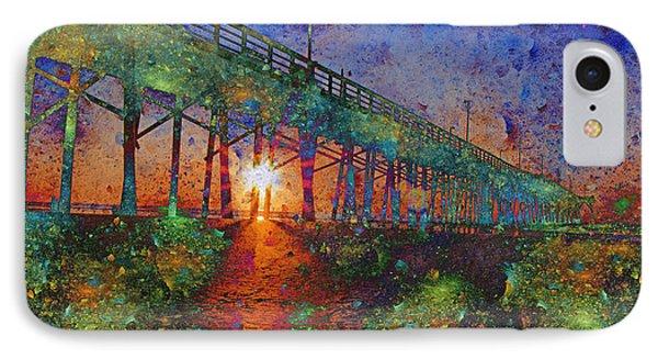 Vibrant Sunrise Phone Case by Betsy Knapp