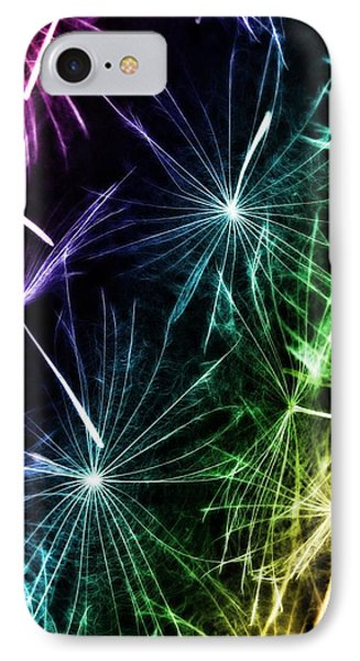 Vibrant Wishes IPhone Case