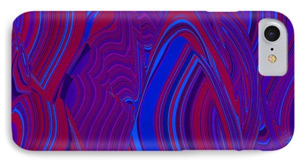 Vibration Wave IPhone Case