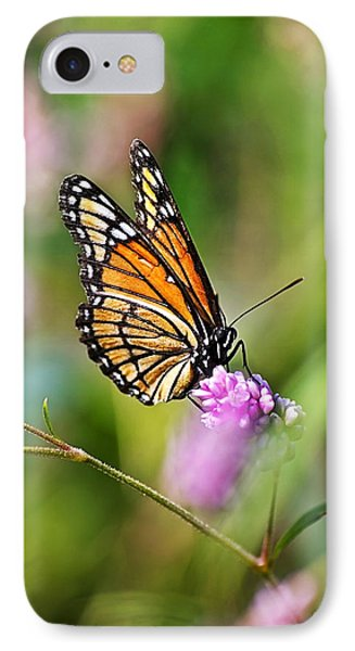 Viceroy Butterfly Phone Case by Christina Rollo