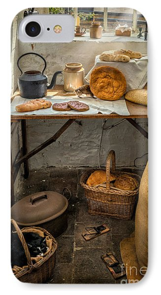 Victorian Bakers IPhone Case by Adrian Evans