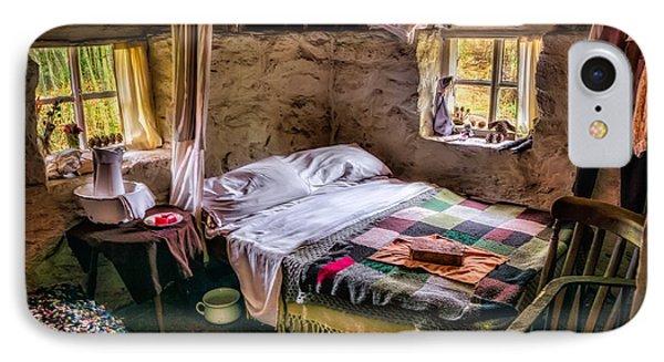 Victorian Bedroom IPhone Case by Adrian Evans