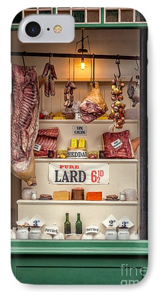 Victorian Butchers IPhone Case by Adrian Evans