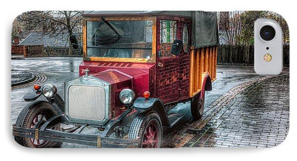 Victorian Car Replica  Phone Case by Adrian Evans