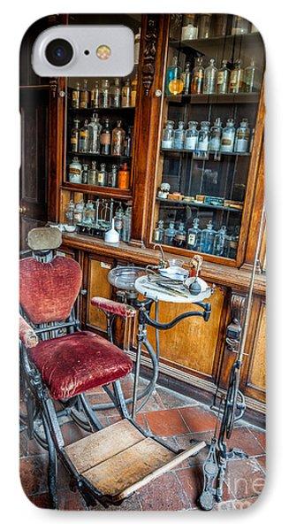 Victorian Dentist IPhone Case by Adrian Evans