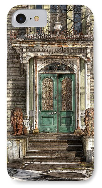 Victorian Entry IPhone Case