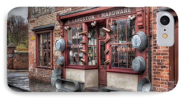 Victorian Hardware Store IPhone Case by Adrian Evans