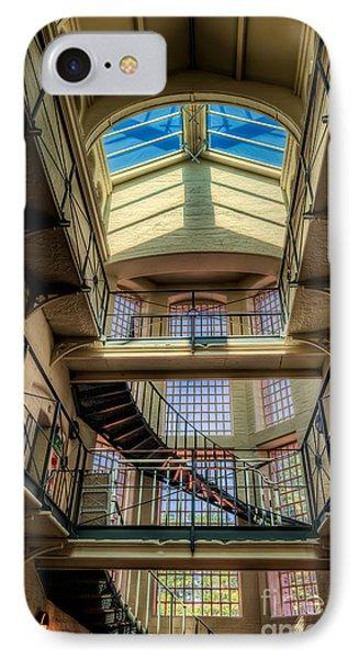 Victorian Jail Phone Case by Adrian Evans