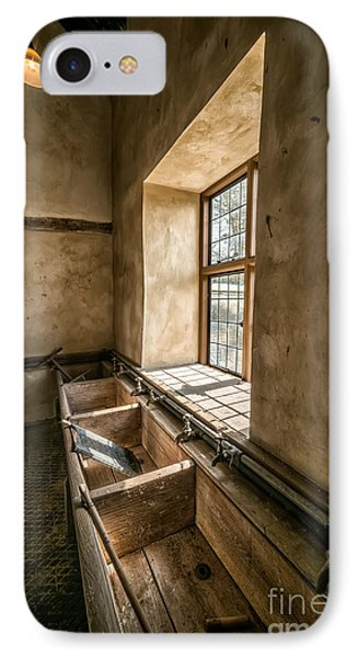 Victorian Laundry Room IPhone Case by Adrian Evans