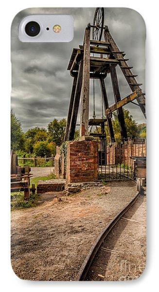Victorian Mine IPhone Case by Adrian Evans