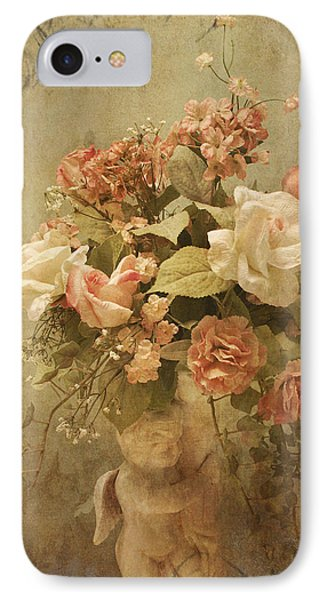Victorian Rose Floral IPhone Case