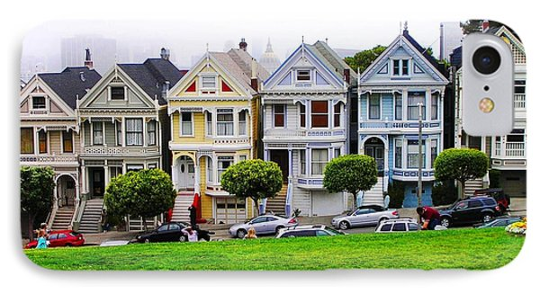 San Francisco Architecture IPhone Case by Oleg Zavarzin