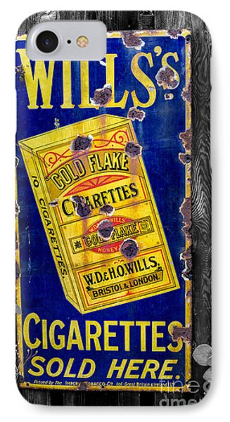 Victorian Sign Phone Case by Adrian Evans