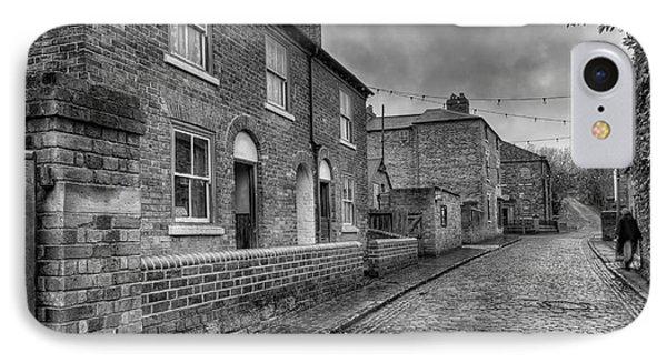 Victorian Street IPhone Case by Adrian Evans