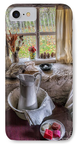 Victorian Wash Area IPhone Case by Adrian Evans