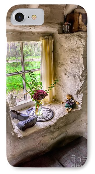 Victorian Window IPhone Case by Adrian Evans