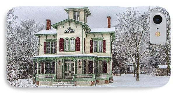 Victorian Winter IPhone Case
