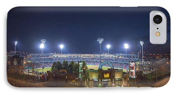Victory Field 3 Phone Case by David Haskett