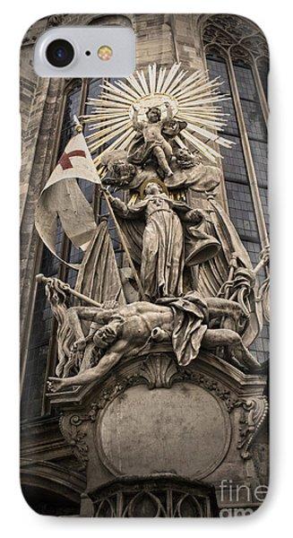 Vienna Austria - St. Stephen's Cathedral IPhone Case