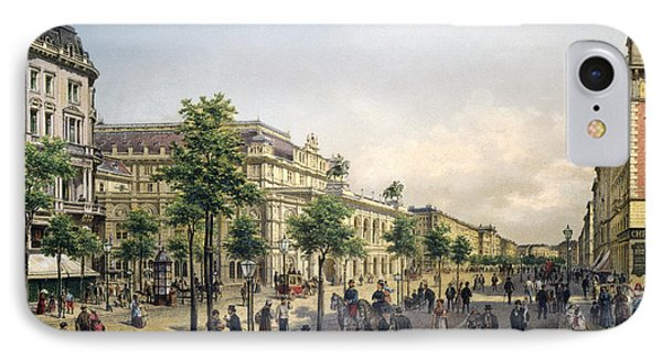 Vienna Opera, 1880s IPhone Case