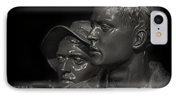 Vietnam Memorial No. 1 Phone Case by Jerry Fornarotto