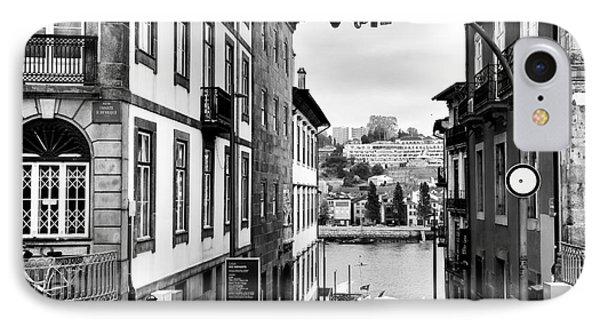 View Across The Douro Phone Case by John Rizzuto
