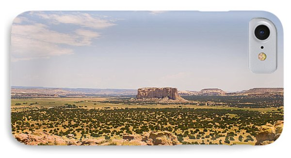 View From Acoma Mesa IPhone Case by James Gay