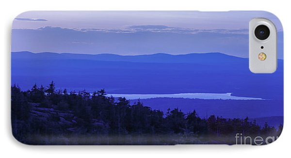 View From Cadillac Mountain IPhone Case