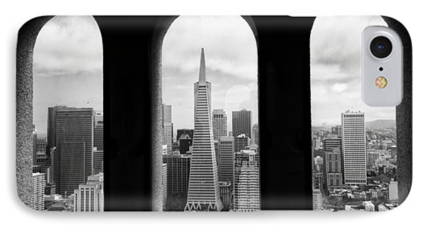 View From Coit Tower IPhone Case by Celso Diniz