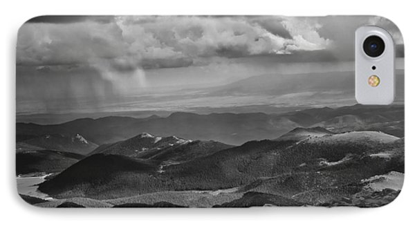 View From Pikes Peak IPhone Case
