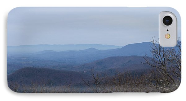 View From Springer Mountain IPhone Case