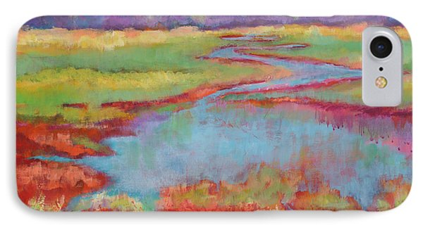 View From The Bridge Phone Case by Carol Jo Smidt