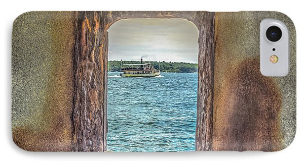 IPhone Case featuring the photograph View From The Fort by Jane Luxton