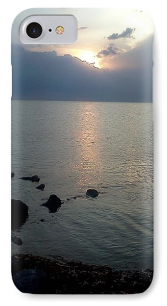 View From The Jetty 2 IPhone Case by K Simmons Luna