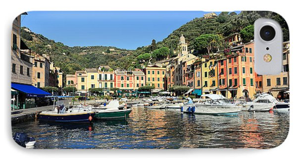 view in Portofino IPhone Case