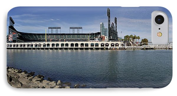 View Of At&t Park, San Francisco, San IPhone Case