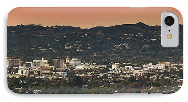 View Of Buildings In City, Beverly IPhone Case by Panoramic Images