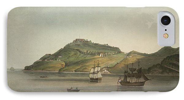View Of Fort Charlotte IPhone Case by British Library
