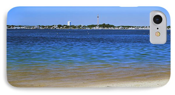 View Of Ocean, Provincetown, Cape Cod IPhone Case