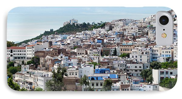 View Of The City, Chefchaouen (chaouen IPhone Case