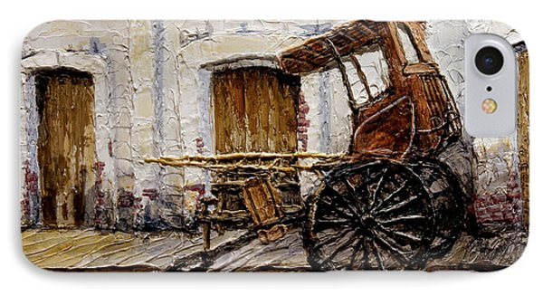 Vigan Carriage 1 IPhone Case