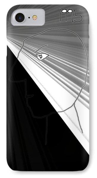 IPhone Case featuring the photograph Viktor Rogy 1995 by Sir Josef - Social Critic - ART